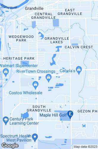 Map of Grandville