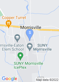 Morrisville State College map
