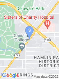 Canisius College map