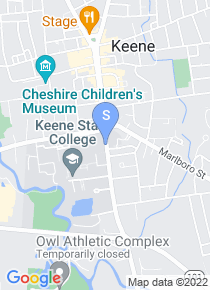 Keene State College map