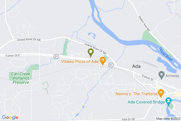Map of William C. Abney Academy Elementary
