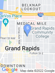 Grand Rapids Community College map
