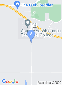 Southwest Wisconsin Technical College map