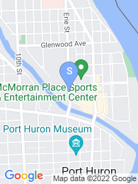 St Clair County Community College map