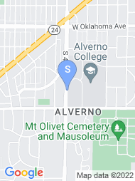 Alverno College map