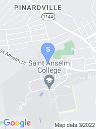 Saint Anselm College map