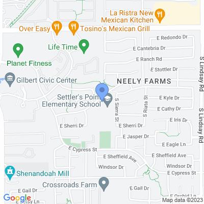 423 E Settlers Point Dr, Gilbert, AZ 85296, USA