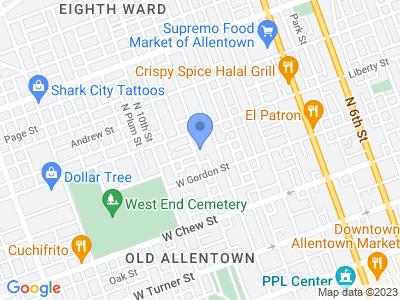 424 N 9th St, Allentown, PA 18102, USA