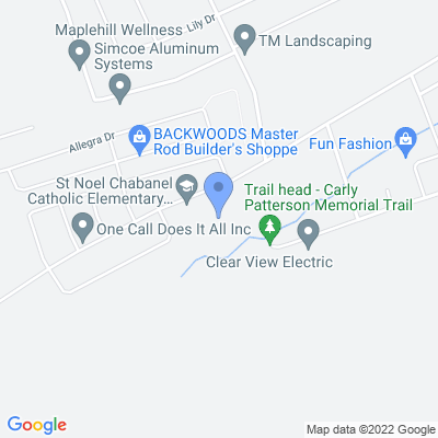 425 Ramblewood Dr, Wasaga Beach, ON L9Z 1P3, Canada