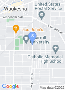 Carroll University map