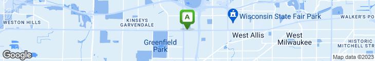 Map of Sammy's Taste Of Chicago