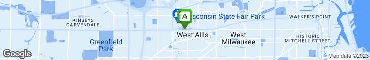 Map of Pegasus Restaurant