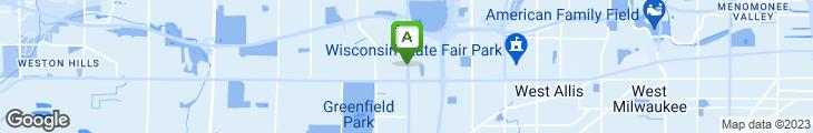 Map of Tandoor Restaurant