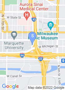 Marquette University map