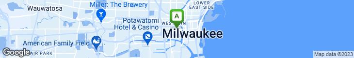 Map of Wild Flour Bakery