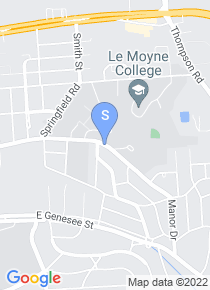 Le Moyne College map