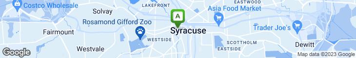 Map of B C Restaurant
