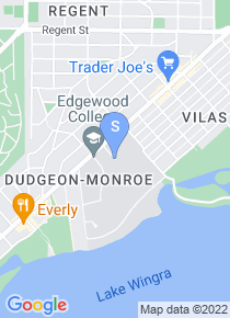 Edgewood College map