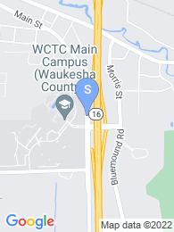 Waukesha County Technical College map