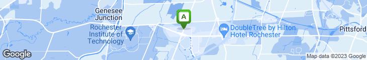 Map of Abbott's Frozen Custard