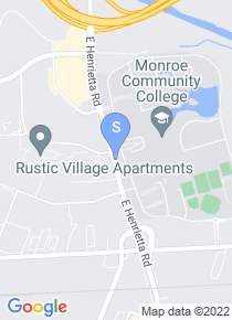 Monroe Community College map