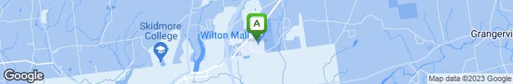 Map of Auntie Anne's Pretzels