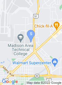 Madison Area Technical College map