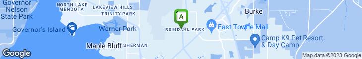 Map of Ale Asylum