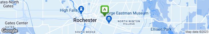 Map of Lento Restaurant
