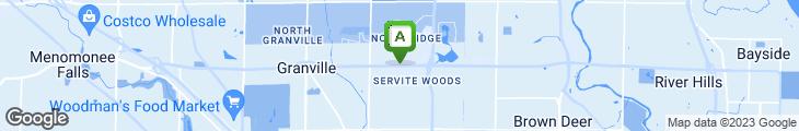 Map of Burger King