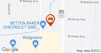 Betten Chevrolet Gmc Cadillac Location