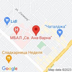 Магазин за цветя Флореста - гр. Варна