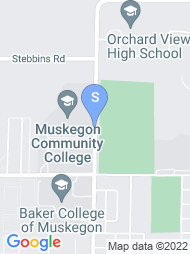 Muskegon Community College map