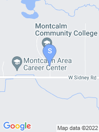 Montcalm Community College map