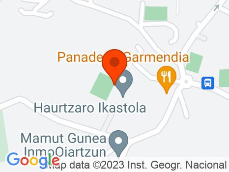 200162 - Gurutze bidea, Oiartzun, Gipuzkoa