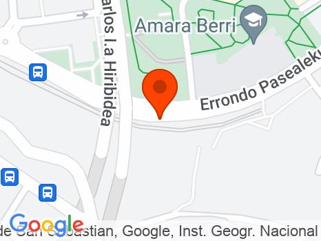 212131 - Junto al colegio Katalina Erauso, Amara Berri, Donostia