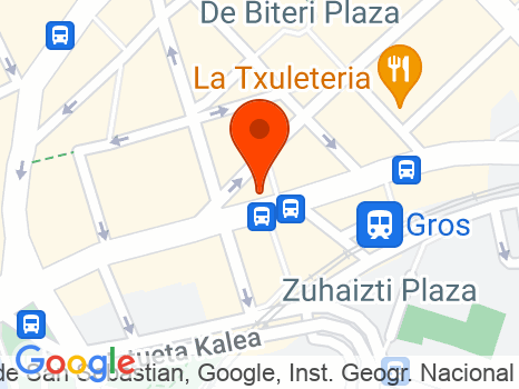 230443 - Calle San Francisco-Playa de la Zurriola-Donostia