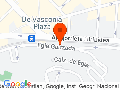 211752 - Cale Zabaleta-Playa de la Zurrriola-Donostia