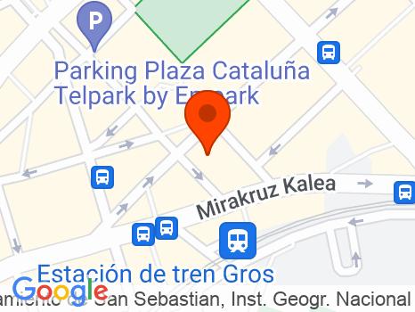 233167 - Calle San Francisco-Gros playa-Donostia