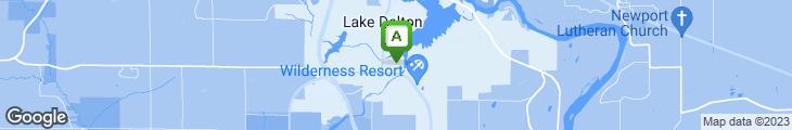 Map of Ravina Bay Restaurant and Bar