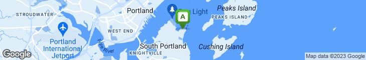 Map of Joe's Boathouse Restaurant