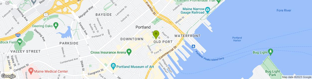 Exchange Street-Portland, Maine
