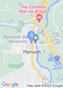 Plymouth State University map