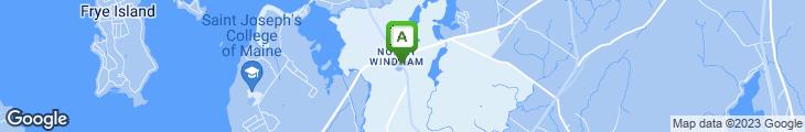 Map of Amato's