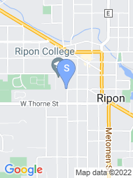 Ripon College map