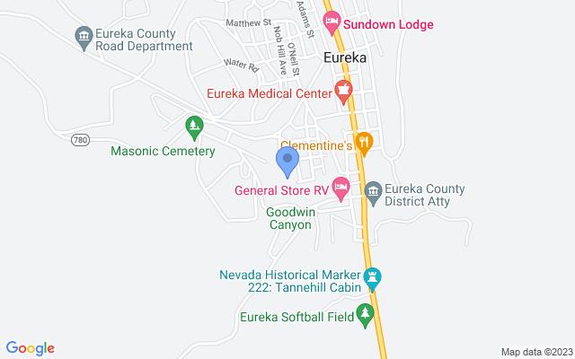 431 McCoy St, Eureka, NV 89316, USA
