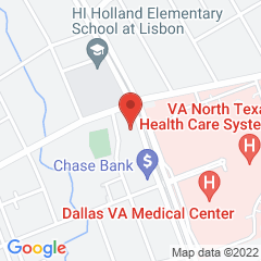 Google Map of 4315 South Lancaster Road, Dallas, Texas 75216