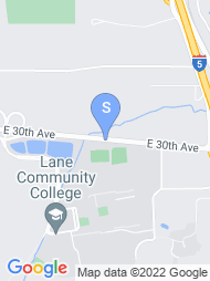 Lane Community College map