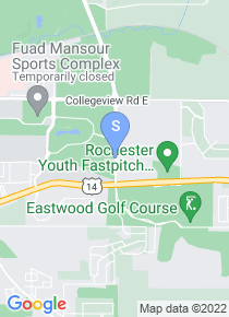 Rochester Community College map