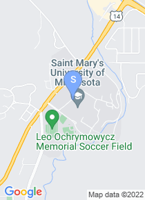 Saint Marys University map